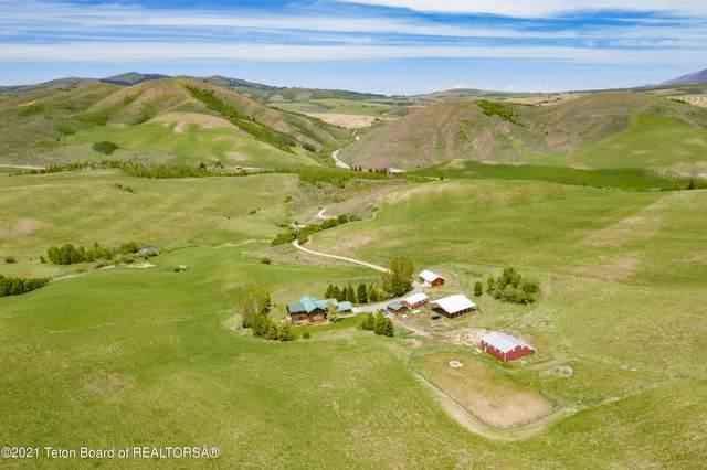 6240 N Rapid Creek Rd, Pocatello, ID 83201 (MLS #21-2146) :: West Group Real Estate