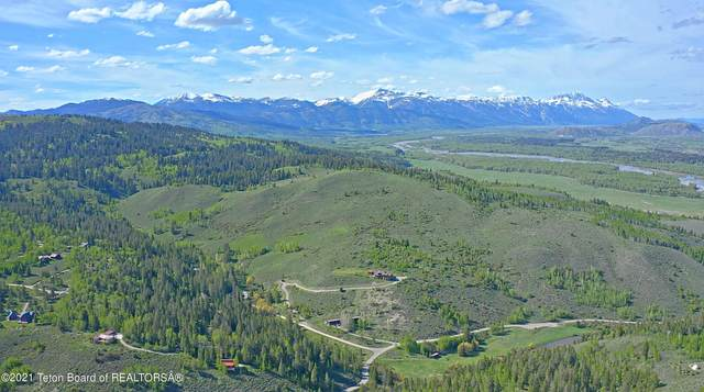 3825 W Highland Tr, Wilson, WY 83001 (MLS #21-2151) :: Coldwell Banker Mountain Properties