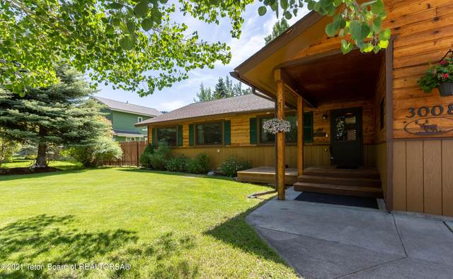 3008 Rangeview Dr, Jackson, WY 83001 (MLS #21-2158) :: West Group Real Estate