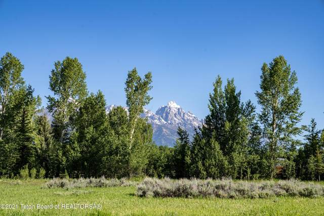 205 Huckleberry Dr, Jackson, WY 83001 (MLS #21-2160) :: West Group Real Estate