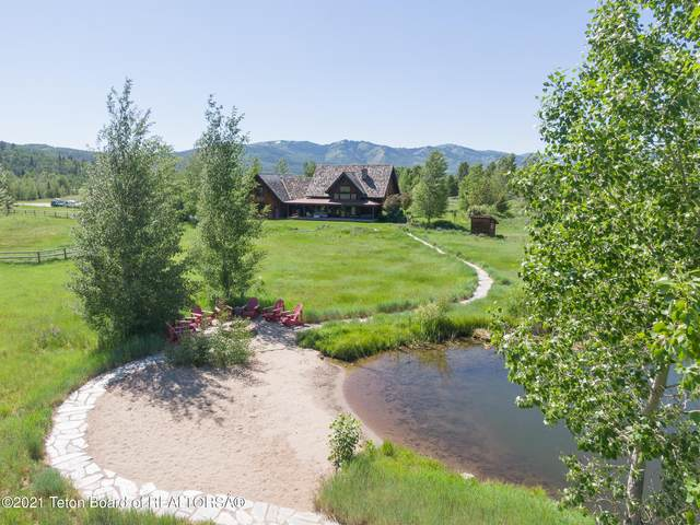 10165 South 2000 West, Victor, ID 83455 (MLS #21-2161) :: Coldwell Banker Mountain Properties