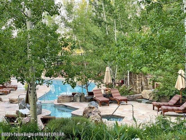 Address Not Published, Teton Village, WY 83025 (MLS #21-2165) :: West Group Real Estate