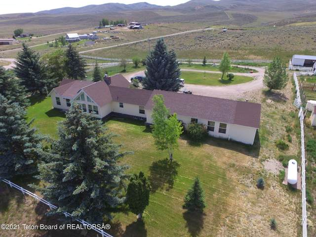 370 Taylor Lane, Cokeville, WY 83114 (MLS #21-2178) :: Coldwell Banker Mountain Properties