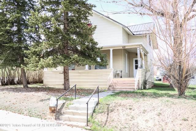 621 Topaz St, Kemmerer, WY 83101 (MLS #21-2179) :: West Group Real Estate
