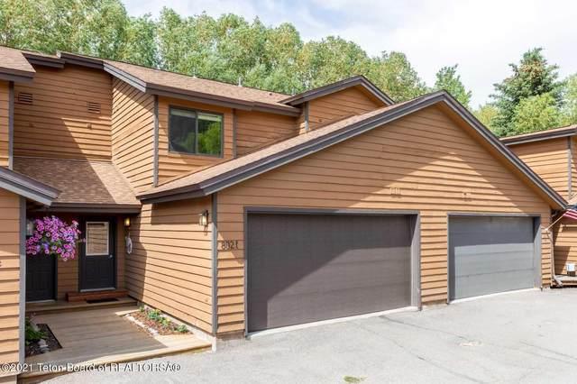 802 Powderhorn Ln E, Jackson, WY 83001 (MLS #21-2189) :: West Group Real Estate