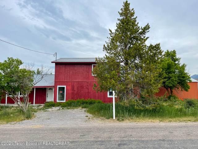 60 Good Neighbor Ln, Etna, WY 83118 (MLS #21-2195) :: Coldwell Banker Mountain Properties