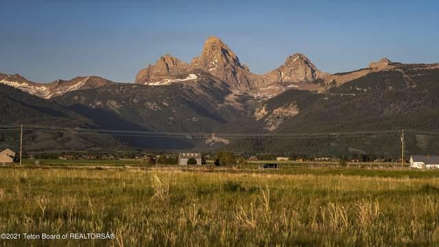 753 Dry Creek Trail, Driggs, ID 83422 (MLS #21-2197) :: Coldwell Banker Mountain Properties