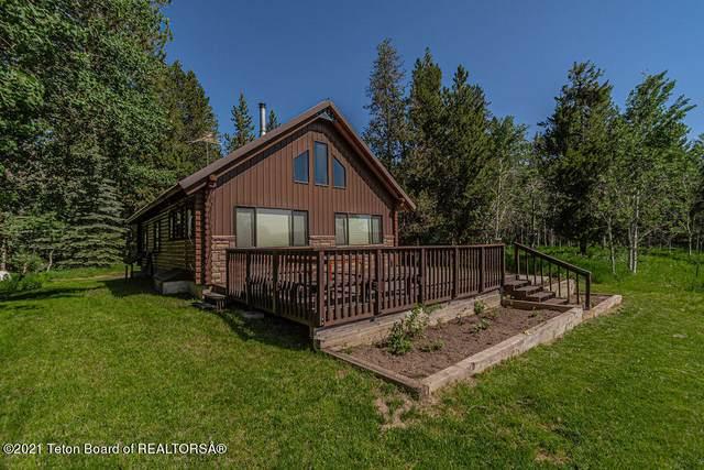 1528 Elk Loop Rd, Ashton, ID 83420 (MLS #21-2208) :: West Group Real Estate