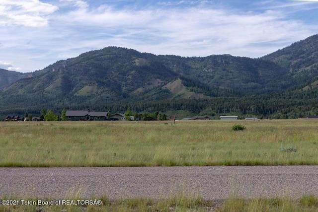 LOT 121 Columbine Street, Alpine, WY 83128 (MLS #21-2212) :: West Group Real Estate