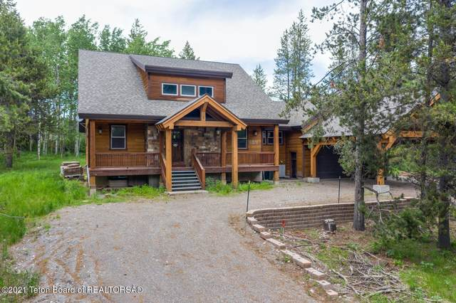 4351 Dalton's Landing, Ashton, ID 83420 (MLS #21-2216) :: West Group Real Estate
