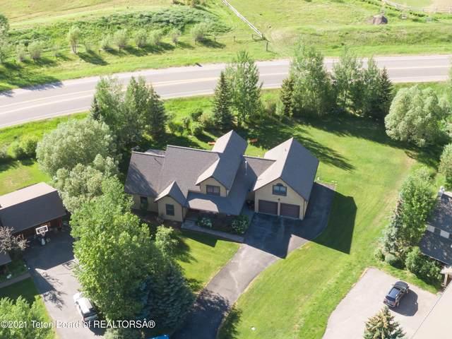 935 Seneca Ln, Jackson, WY 83001 (MLS #21-2252) :: West Group Real Estate