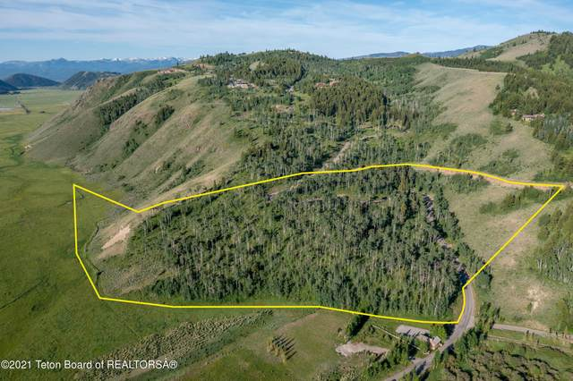 950 W Bar Bc Ranch Rd, Jackson, WY 83001 (MLS #21-2261) :: West Group Real Estate