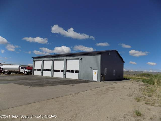 4 Airport, Pinedale, WY 82941 (MLS #21-2263) :: West Group Real Estate