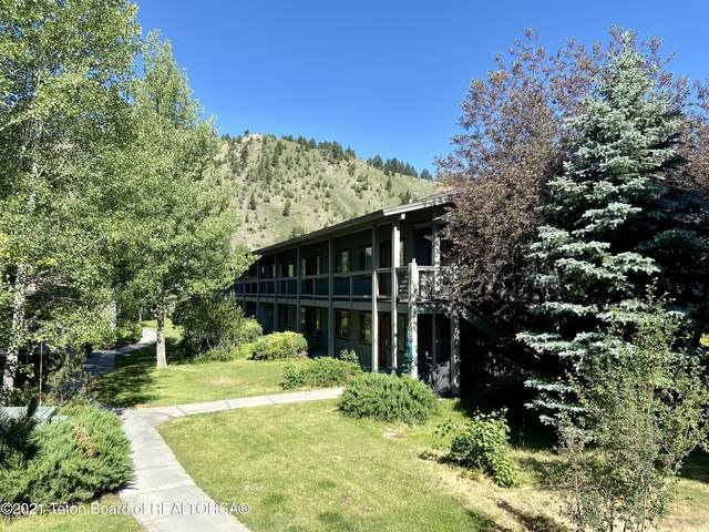 1177 Meadowlark Ln. #127, Jackson, WY 83001 (MLS #21-2280) :: Coldwell Banker Mountain Properties
