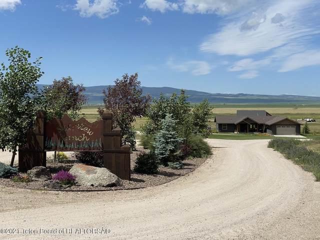 3829 Sky View Drive, Tetonia, ID 83452 (MLS #21-2303) :: Coldwell Banker Mountain Properties