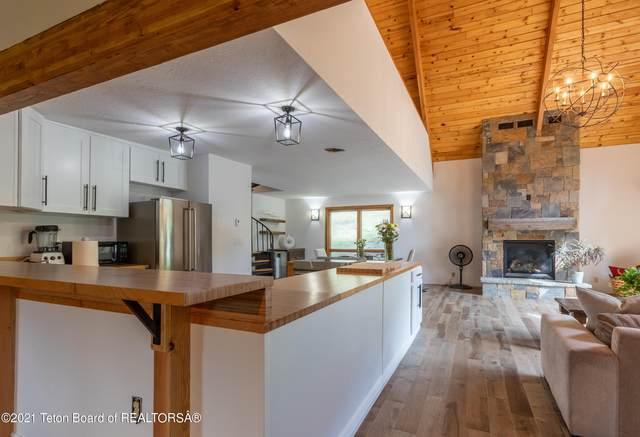 1070 E Deer Crk, Jackson, WY 83001 (MLS #21-2313) :: Coldwell Banker Mountain Properties