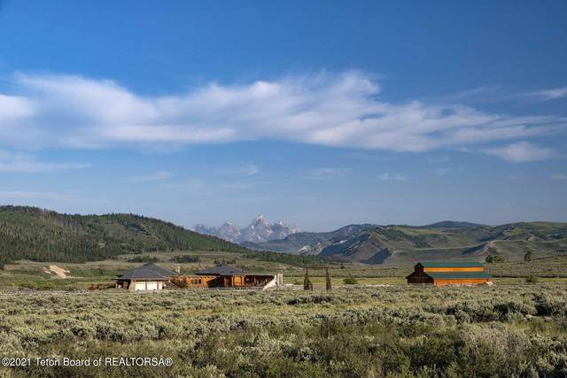 24700 E Cottonwood Creek Road, Kelly, WY 83011 (MLS #21-2314) :: West Group Real Estate