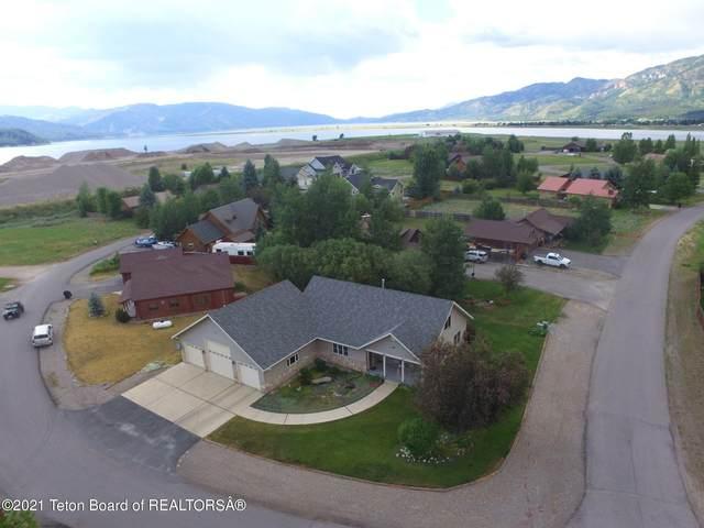 501 Snake River Dr, Alpine, WY 83128 (MLS #21-2321) :: West Group Real Estate