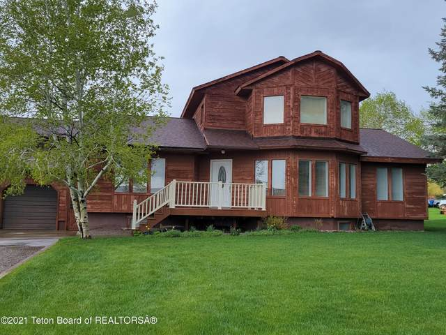 217 E 9TH Ave, Afton, WY 83110 (MLS #21-2328) :: West Group Real Estate