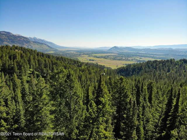 6620 W Lupine Trail, Wilson, WY 83014 (MLS #21-2347) :: West Group Real Estate