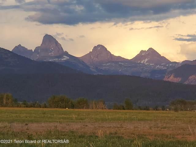 4960 Perfect Drift Dr, Tetonia, ID 83452 (MLS #21-2374) :: Coldwell Banker Mountain Properties
