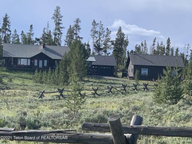 1572 Warm Springs Creek Road, Dubois, WY 82513 (MLS #21-2381) :: West Group Real Estate