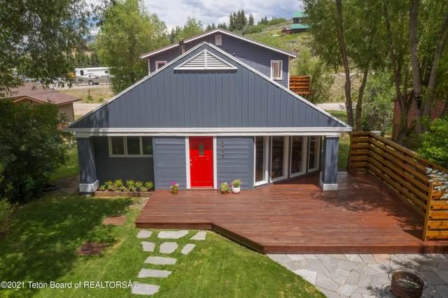 1635 E J-W Drive, Jackson, WY 83001 (MLS #21-2390) :: West Group Real Estate
