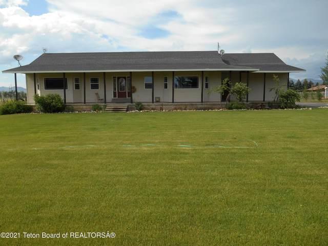 94 Rich Lane, Afton, WY 83110 (MLS #21-2395) :: Coldwell Banker Mountain Properties