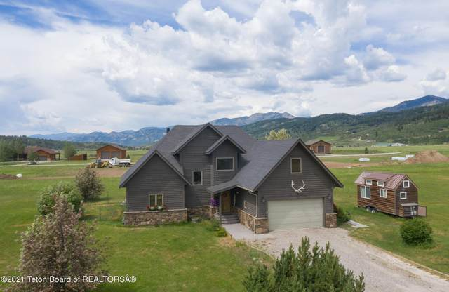 92 Ashley Drive, Alpine, WY 83128 (MLS #21-2397) :: West Group Real Estate