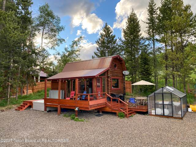 Address Not Published, Wilson, WY 83014 (MLS #21-2400) :: West Group Real Estate
