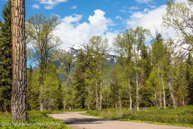 450 E Death Canyon Road, Jackson, WY 83001 (MLS #21-2404) :: West Group Real Estate