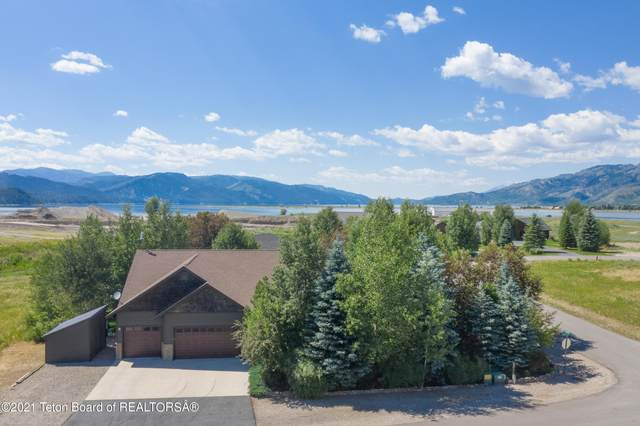 540 Snake River Drive, Alpine, WY 83128 (MLS #21-2427) :: West Group Real Estate