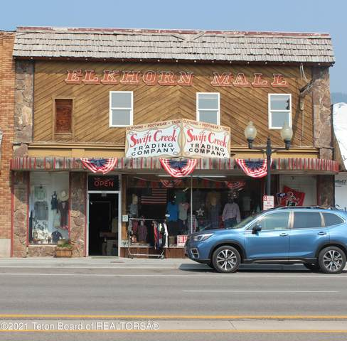 431 Washington St, Afton, WY 83110 (MLS #21-2478) :: West Group Real Estate