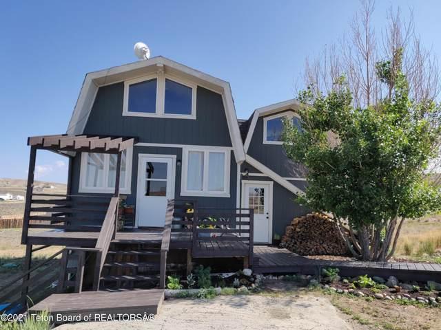Address Not Published, Boulder, WY 82923 (MLS #21-2497) :: West Group Real Estate