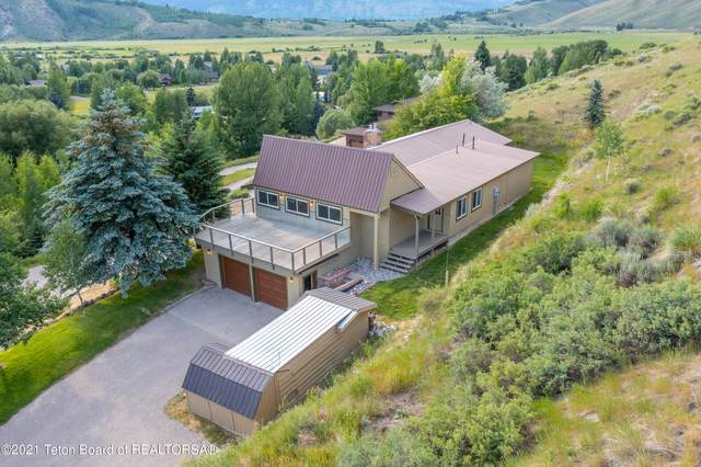 920 S Maddox Drive, Jackson, WY 83001 (MLS #21-2501) :: Coldwell Banker Mountain Properties