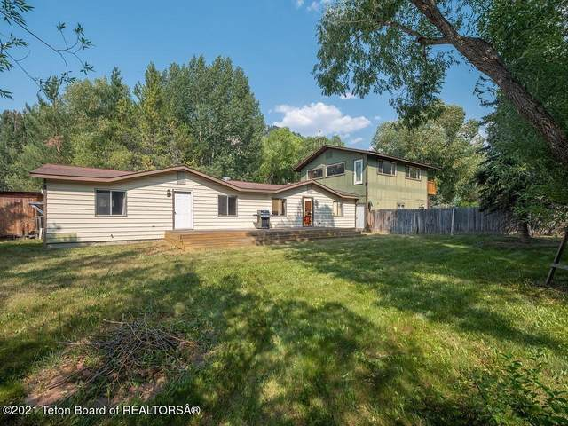 662 Lodge Pole Ln, Jackson, WY 83001 (MLS #21-2510) :: West Group Real Estate