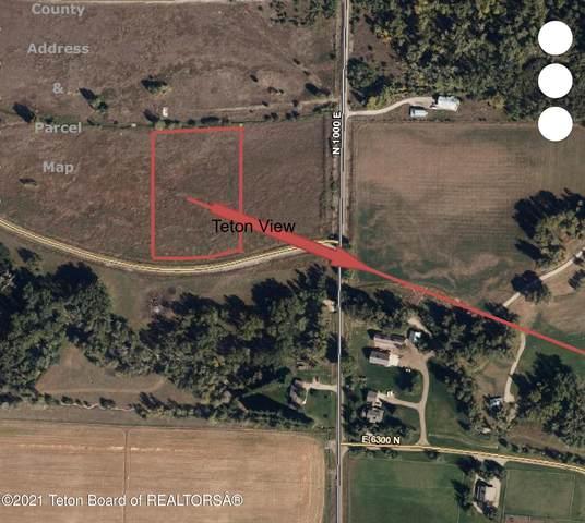 LOT 24 Granite Basin Lp, Tetonia, ID 83452 (MLS #21-2527) :: West Group Real Estate