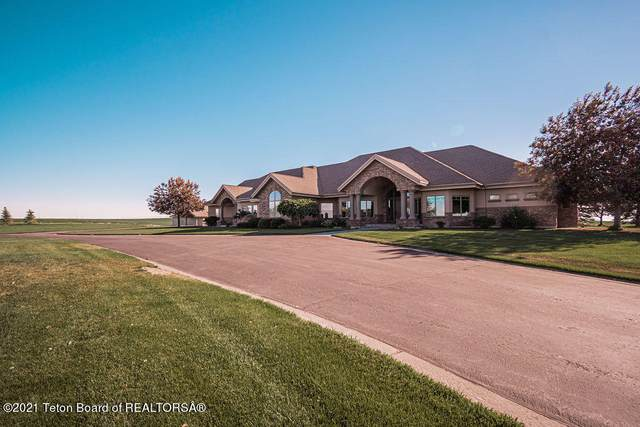 950 S Millhollow Rd, Rexburg, ID 83440 (MLS #21-2533) :: Coldwell Banker Mountain Properties
