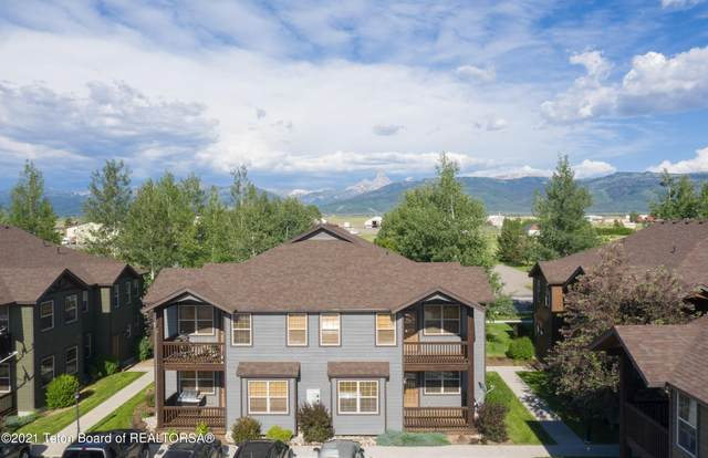 715 Moraine Ct #19, Driggs, ID 83422 (MLS #21-2534) :: Coldwell Banker Mountain Properties