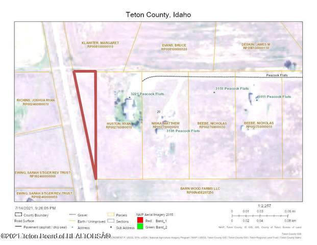 Peacock Flats Rd, Tetonia, ID 83452 (MLS #21-2540) :: West Group Real Estate