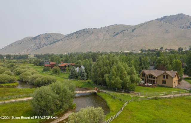 4415 Melody Ranch Drive, Jackson, WY 83001 (MLS #21-2542) :: Coldwell Banker Mountain Properties