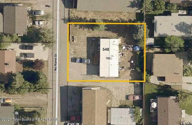 548 No Name St, Jackson, WY 83001 (MLS #21-2545) :: West Group Real Estate
