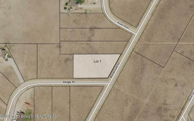 1 Osage Trl., Boulder, WY 82923 (MLS #21-2554) :: West Group Real Estate