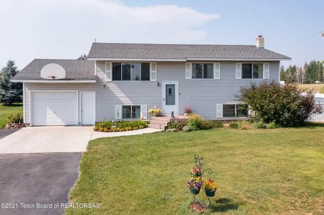 155 N 5TH Street, Driggs, ID 83422 (MLS #21-2558) :: West Group Real Estate