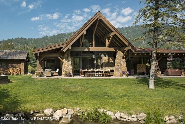 15310 S Wagon Rd, Jackson, WY 83001 (MLS #21-2564) :: West Group Real Estate