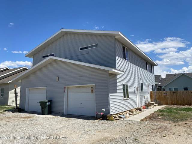 325 & 327 Cole Ave, Pinedale, WY 82941 (MLS #21-2581) :: West Group Real Estate