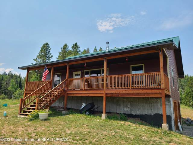 31 Pine Hollow Court, Alpine, WY 83128 (MLS #21-2604) :: West Group Real Estate