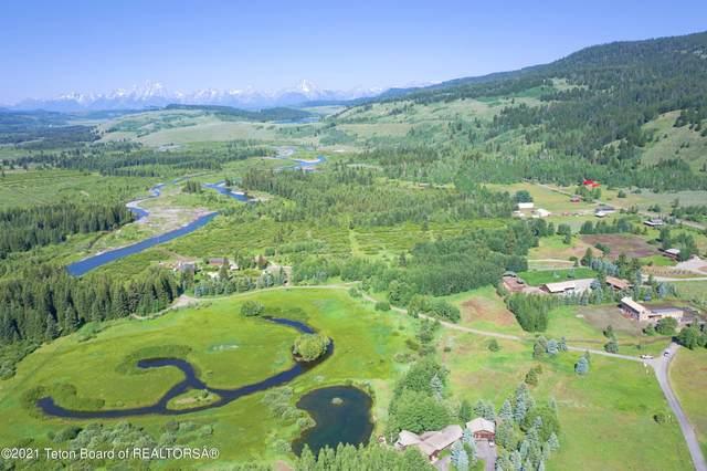 27565 N Buffalo Fork Rd, Moran, WY 83013 (MLS #21-2606) :: West Group Real Estate