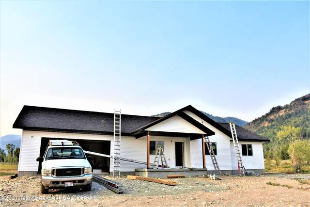 327 Ponderosa Drive, Star Valley Ranch, WY 83127 (MLS #21-2610) :: West Group Real Estate
