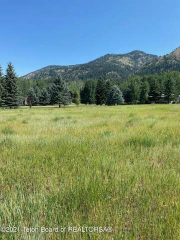 LOT 25 Svr Un 9, Star Valley Ranch, WY 83127 (MLS #21-2615) :: West Group Real Estate